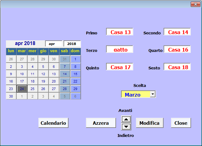 Inserire Data Excel Da Calendario.Excel 2016 Inserimento Dati Dal Calendario Forumexcel It